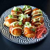 16.Takoyaki (5uds)