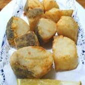 Taquitos de bacalao (250 g.)