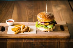 Double Decker Burger (English style) 310g