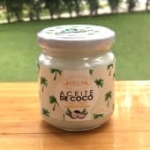 Aceite de coco (215 ml.)