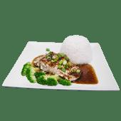 Steak de Salmón