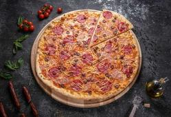 Піца М'ясна (1600г)