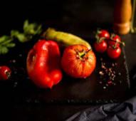 Овочі на мангалі (200г)