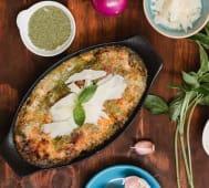 Lasagna de Pesto