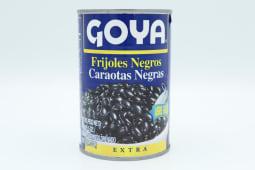 Frijol Negro Natural Goya Lata 439 Gramos.