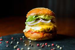 Чізбургер Сирний Рон