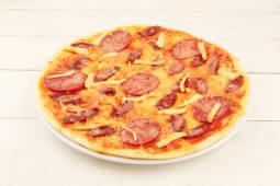 Піца  BBQ (295г)