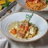 Вершкова паста з лососем (370г)