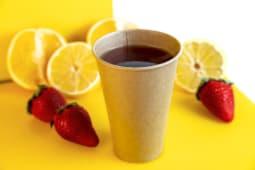 Чай смородиновий (350мл)