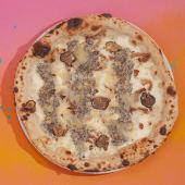 Pizza Carbonara de Trufa