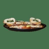French breakfast bacon