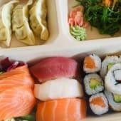 Menú sushi box