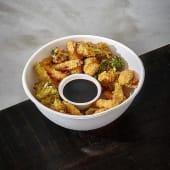 Verduras Crujientes con Salsa Teriyaki