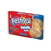 Galleta festival - vainilla