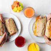Sanduíche à Escolha