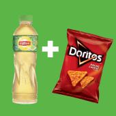 Lipton (400 ml.) + Doritos
