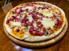 Піца Барбекю (560г)