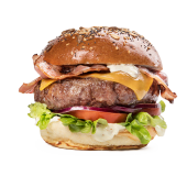 Menú Tony's Angus Burger