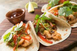Tacos gobernador (4 uds)