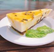 Cheesecake de Maracujá (1 fatia)
