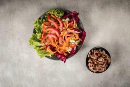 Salata sa trganom svinjetinom