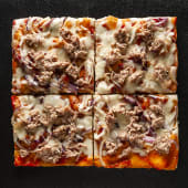 Pizza Tonno e Cipolla (1/2 Teglia)
