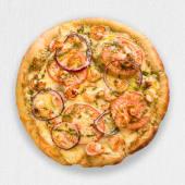 Pizza Ibérica ( 4 porciones)