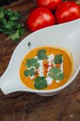 Крем-суп з сочевиці на кокосову молоці (300г)
