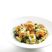 Saladas - Sugestão Camarão e Brie