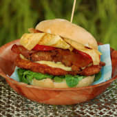 Burger Muscle beach