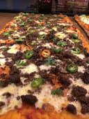 Pizza Chilli con Carne