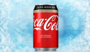 Coca-Cola Zero Zero (33cl)