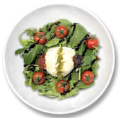 Ensalada De Burrata Y Tomates Secos