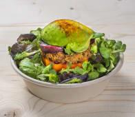 Burger di lenticchie, riso e patate  (100% Gluten free & Vegan friendly)