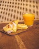 Croissant Misto, Fiambre ou Queijo