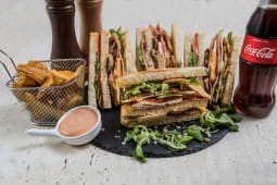 Club sandwich power