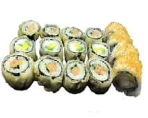 Combinado maki tempura (16 p)