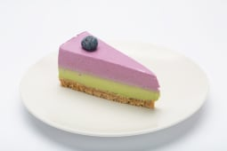 MACHA Blueberry Cheesecake