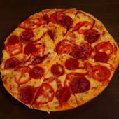 Pizza Mediterránea (Personal)