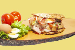 Panino Club sandwich