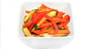 Légumes wok