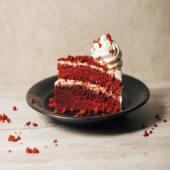 Lili's red velvet (porción)