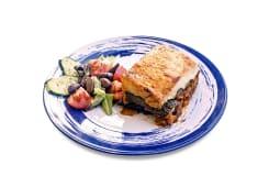 Moussaka Vegetariana della Casa