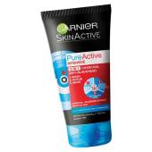 Garnier Pure Active Intensive Charcoal 3 In 1
