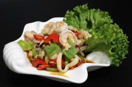 ზღვის პროდუქტების სალათი, B5