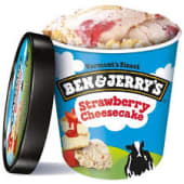 Ben&Jerry's Strawberry Cheesecake (500ml)