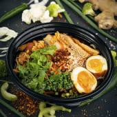Ramen Soup with Noodles*