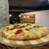 Pizza Doce Romeu & Julieta