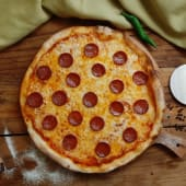 პიცა პეპერონი 16 სმ