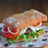 Burger Italiano XXL